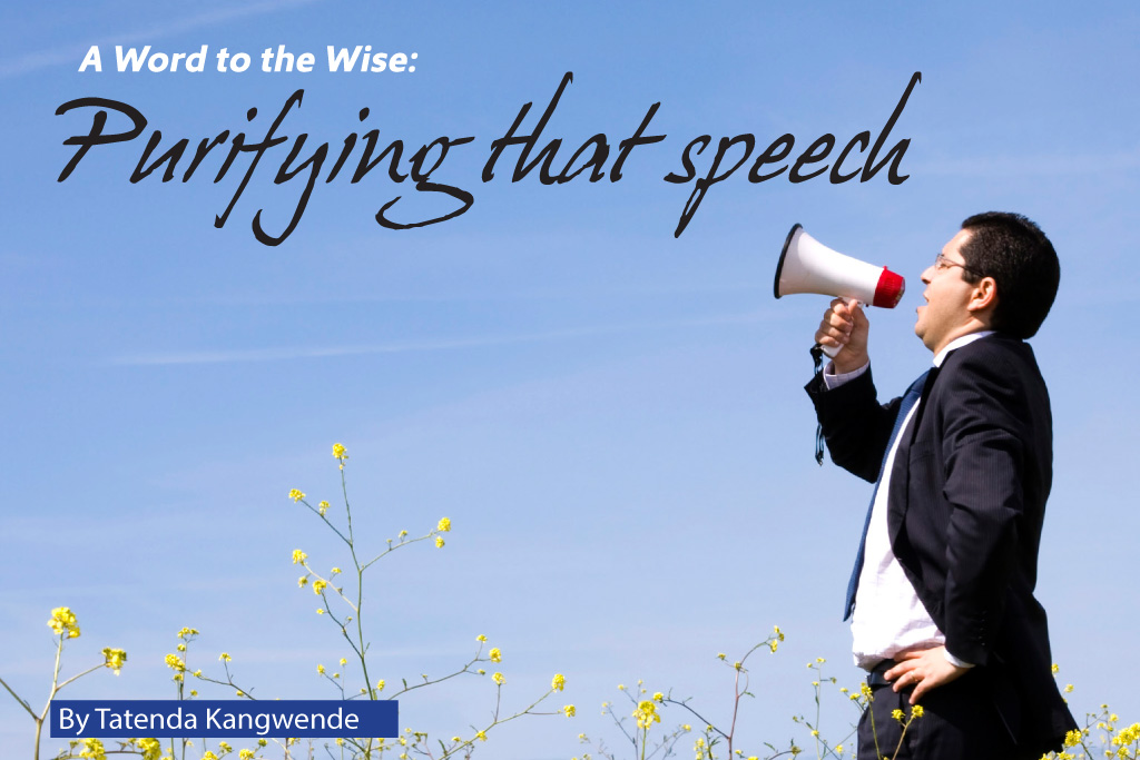 Purifying That Speech