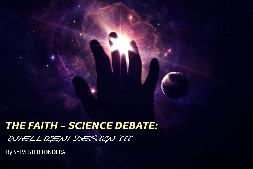 The Faith - Science Debate Part 3: Intelligent Design
