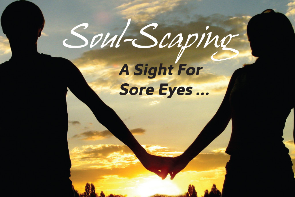 Soul-Scaping: The Sight For Sore Eyes
