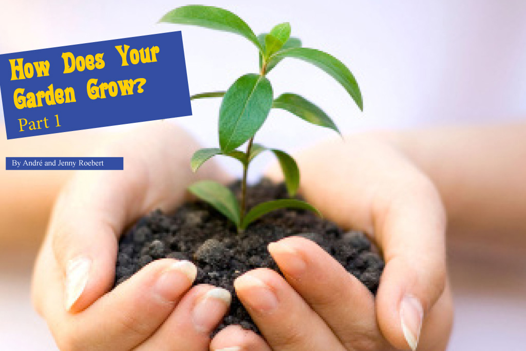 How Does Your Garden Grow Part 1