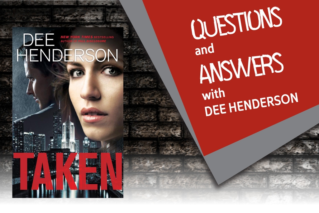 Questions and Answers with Dee Henderson