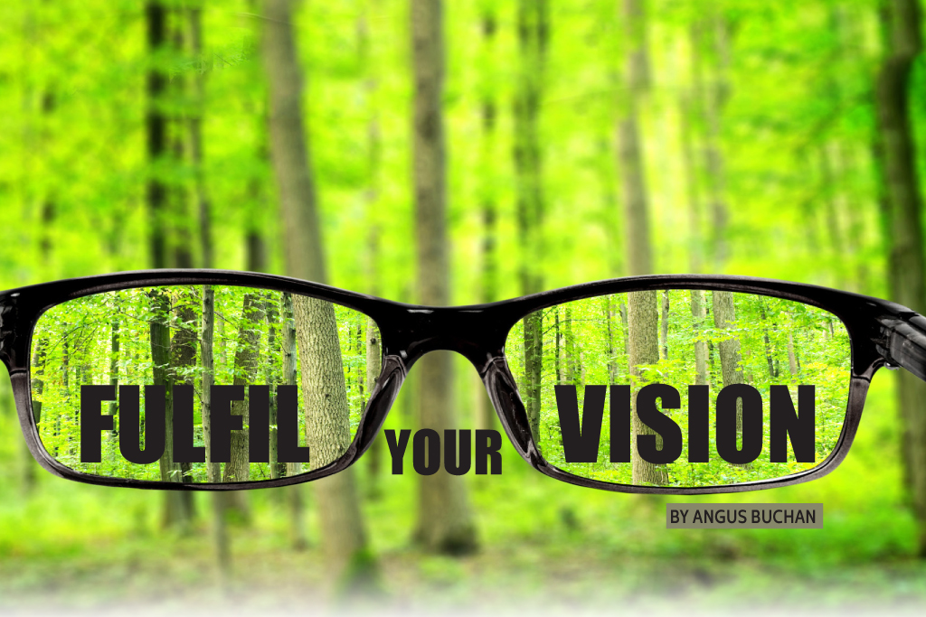 Fulfil Your Vision