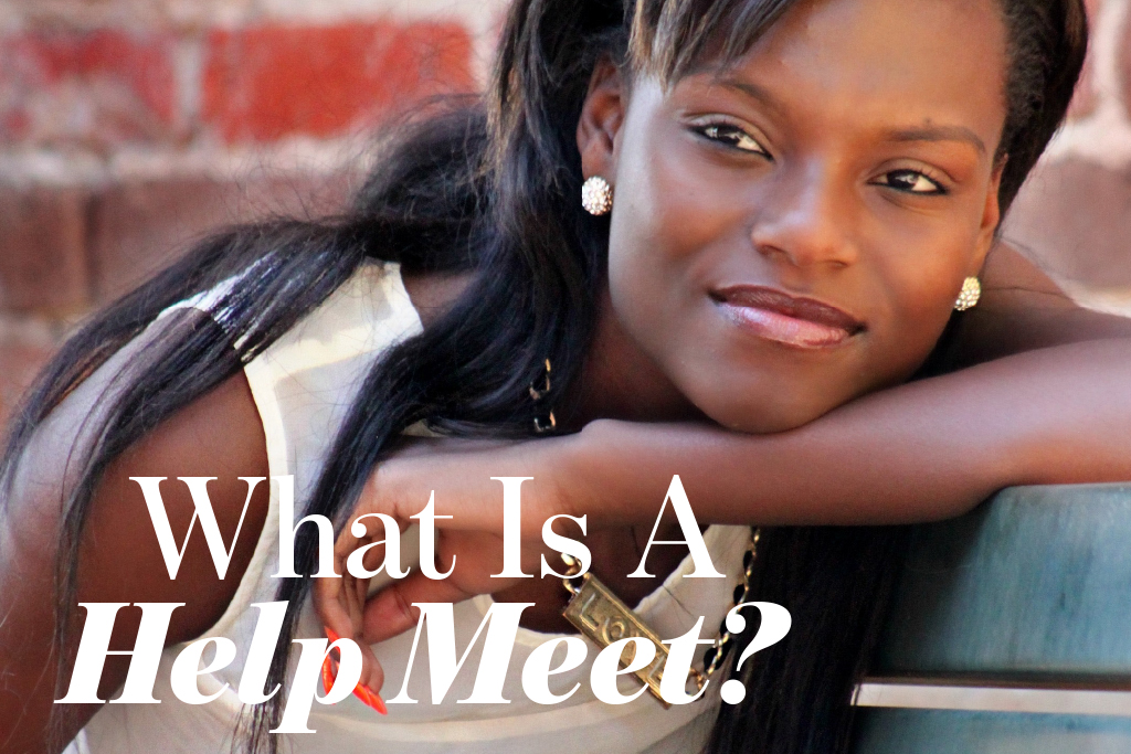 What is a Help Meet?
