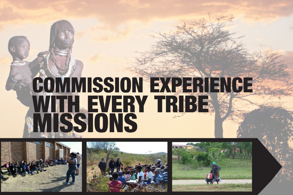 Commission Experience with Every Tribe Missions