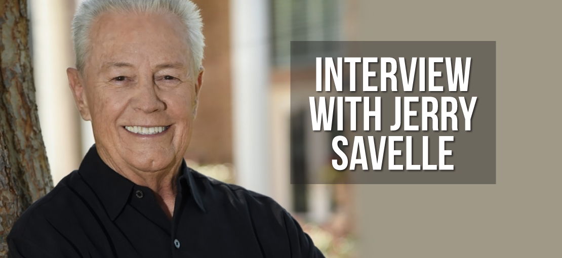 Interview with Jerry Savelle