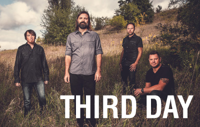Questions and Answers with Third Day