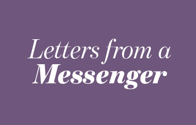 Letters from a Messenger